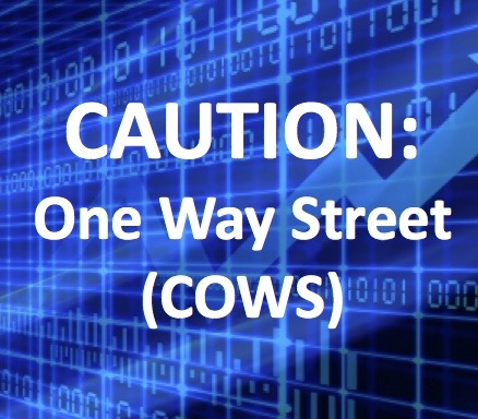 Thumbnail for Caution: One Way Street (COWS)